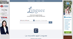 Preview of linguee.fr